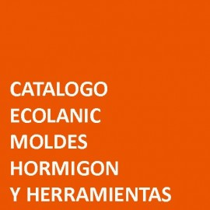 CATALOGO MOLDES HORMIGON Y HERRAMIENTAS