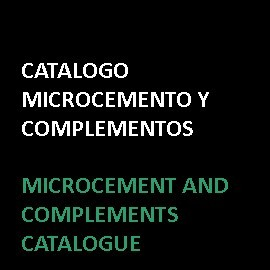 CATALOGO MICROCEMENTO